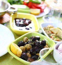 Köy Kahvaltısı Siyah Zeytin